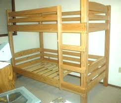 Bunk Bed Free Diy Bunk Beds Plans