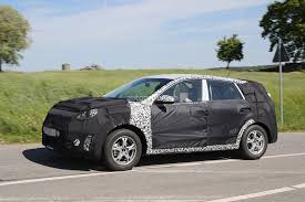 suv kia 2015 2016 kia niro prototype is kia u0027s 2nd hybrid suv kia trailster forum