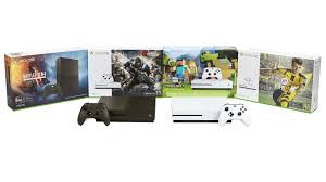 xbox headset black friday xbox one s bundles for everyone this holiday xbox wire