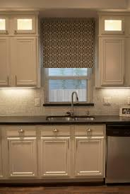 Window Treatments For Kitchen by Kitchen Window Blinds Exotic Roller Blinds For Small Kitchen
