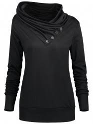 sweatshirts u0026 hoodies for women pullover hoodied crew neck