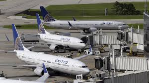 united removes bridal couple from flight without incident the