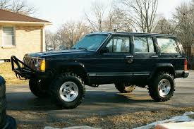 jeep cherokee off road tires overkill off road cherokee build