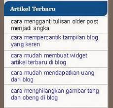 cara membuat blog tulisan cara membuat menu tab view di blog tanpa edit html tips blog seo