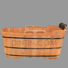 wooden bathtubs oak bathtub freestanding custom oak bathtubs wood bathtubs