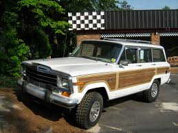 classic jeep wagoneer file jeep grand wagoneer white nc f jpg wikimedia commons