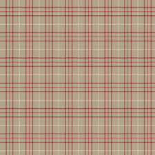 laura ashley keynes cranberry check linen mix upholstery fabric