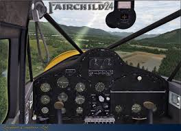 Fairchild Fairchild 24 By Lionheart Creations