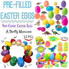 pre filled easter eggs pre filled easter eggs a thrifty recipes crafts diy and more