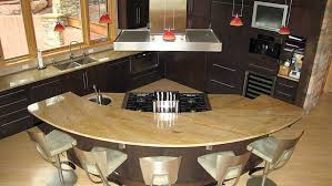 curved kitchen island designs 7 kitchen island ideas design trends angie s list