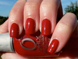 let them have polish orly red flare