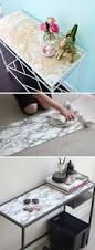 the best 22 decorating hacks using cheap contact paper amazing