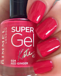 don u0027s nail obsession rimmel london new super gel range