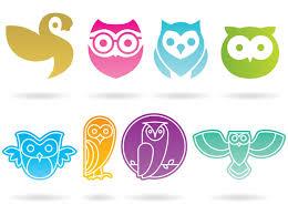 owl logo vectors vector art u0026 graphics freevector com