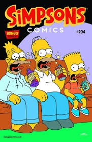 simpsons halloween of horror cthulhu in the background 100 best magazine designs images on pinterest magazine design