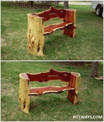 Wooden Benchs Best 25 Wooden Benches Ideas On Pinterest White Outdoor Bench