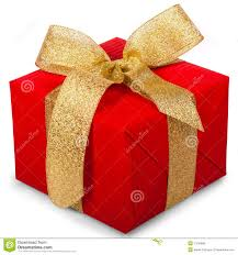 red gift box royalty free stock photo image 17243685