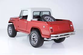 jeep commando custom amc jeep commando custom pickup