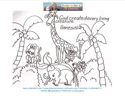 53 bible coloring pages crafts images