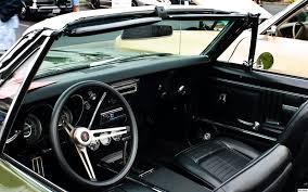 1967 Firebird Interior 1967 Pontiac Firebird Convertible With Top Down Verdoro Green