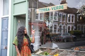 Urban Kitchen London London Vegan Cafe