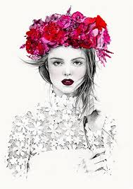 ali mitton fashion photography illustration by smith 3p