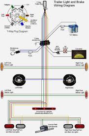 trailer brakes wiring diagram kwikpik me