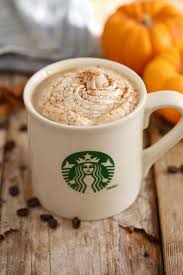 homemade starbucks drinks pumpkin spice latte salted caramel