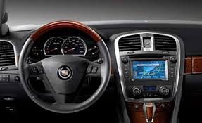 2008 cadillac srx information and photos zombiedrive