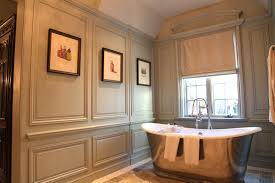 Adding A Powder Room Cost Chair Rail Height Molding For Chair Rails Home Improvement Advice