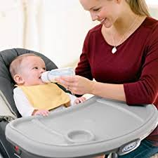 High Chair That Connects To Table Amazon Com Graco Blossom 4 In 1 Convertible High Chair Seating
