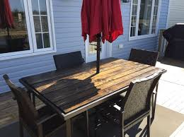 outdoor table top replacement wood patio table replacement glass awesome amazing of replacement glass