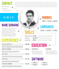 Infographic Resume Template Free Download Inspiration Infographic Resume Template Download With Additional