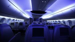 747 Dreamliner Interior Boeing Sky Interior More Space In The Sky Youtube