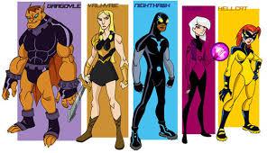 Halloween Costumes Superheros Superheroes U0026 Villains Ultimate List Illustrations