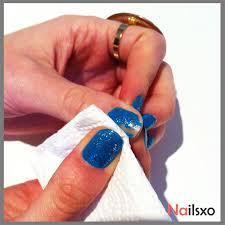 creating uv gel nails