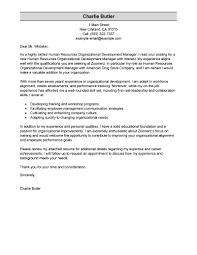 sample resume cover letter for human services