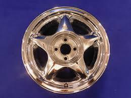 mustang pony wheels chrome pony wheels ebay