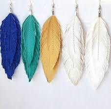 feather earrings for kids bohemian earrings feather earrings boho hippie boho