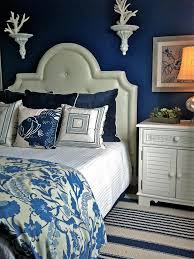 Modern White Home Decor by Enchanting 20 Dark Blue Wall Design Decorating Design Of 15