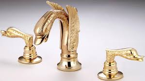 swan series faucet for courtyard yard garden grounds court garden