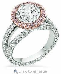 White Gold Cz Wedding Rings by 68 Best Cz Engagement Rings Images On Pinterest Engagement Ring