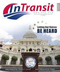 in transit march april 2008 by amalgamated transit union issuu