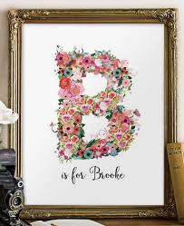 Baby Monogram Wall Decor Best 25 Personalized Wall Art Ideas On Pinterest Cd Recycle
