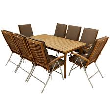 extending table royal craft extending table with 8 lankawi recliner chairs u2013 next