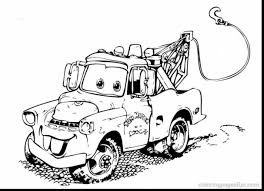 mater coloring pages coloringsuite