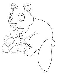 cartoon chipmunk step step drawing lesson