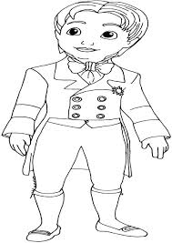 coloring pages sofia coloring sheet princess sofia
