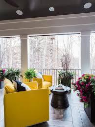 26 gorgeous sunroom design ideas hgtv u0027s decorating u0026 design blog