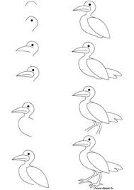dessiner dessin pinterest simple drawings draw animals and